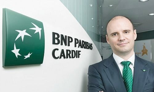 bnp paribas cardif appoints new country ceo. Black Bedroom Furniture Sets. Home Design Ideas