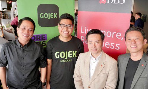 DBS and POSB Customers Get Perks For Using GoJek