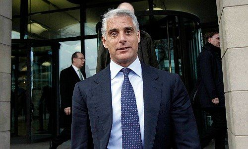 Andrea Orcel, UBS Investment Bank (Keystone)