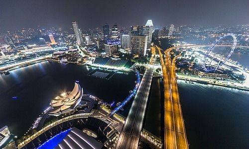 Singapore (Picture: Shutterstock)