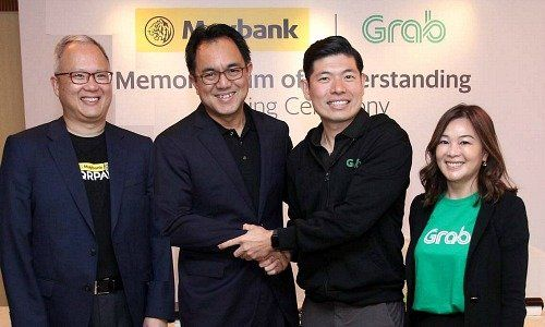 Grab Partners With Maybank