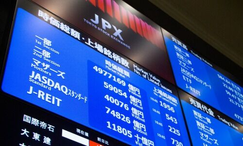 Tokyo Stock Exchange stops trading over system failure