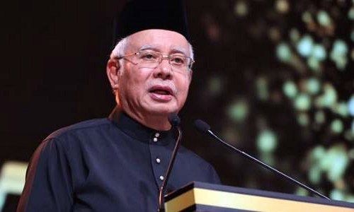 Najib accepts Trump's invite for meeting at White House
