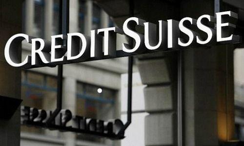 Credit Suisse warns of upcoming setbacks