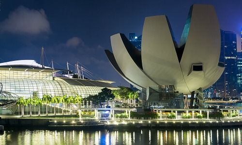 Visit the Swiss Pavilion at the Singapore Fintech Festival