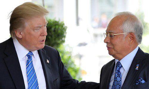 Najib Trump 500