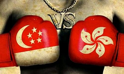 Hong Kong and Singapore join forces over fintech