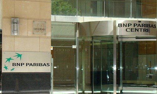 BNP Paribas Sydney Headquarters