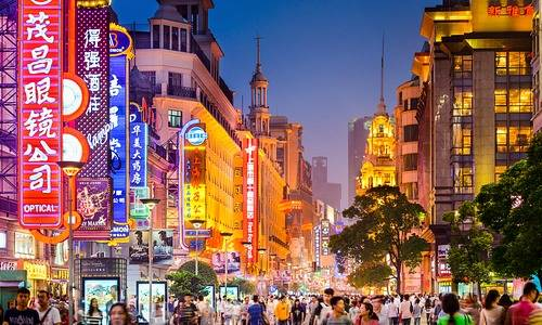 Shanghai (Picture Shutterstock)
