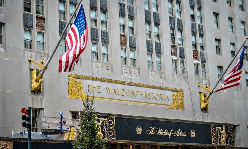 China orders Anbang to sell Waldorf Astoria, other foreign assets