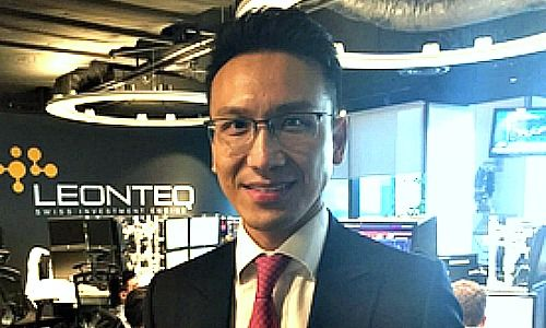 Jeremy Ng, CEO Leonteq Securities (Singapore)