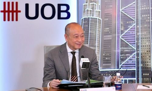 An Outsider to Replace UOB's Chief?