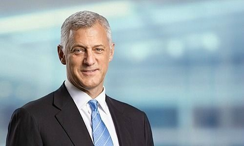 Bill Winters, CEO of Standard Chartered