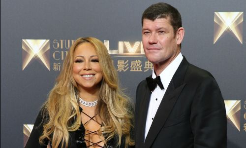 Mariah Carey, Kerry Packer, prenup, engagement, Rob Rankin, UBS