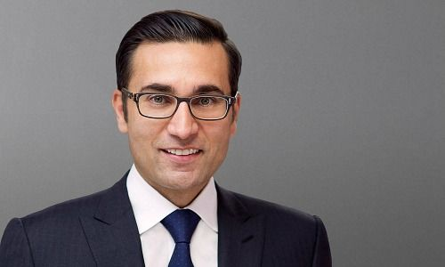 Iqbal Khan, CEO International Wealth Management Credit Suisse