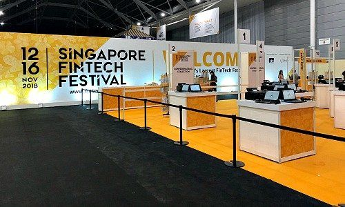 PM Modi pitches India as preferred investment destination at Singapore Fintech Festival