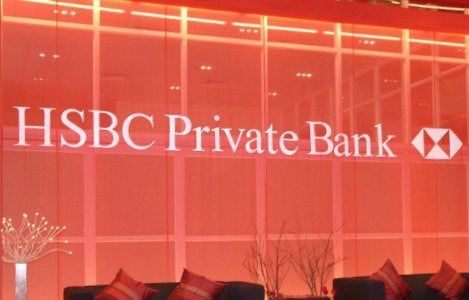 HSBC share price subdued even as group posts surge in profits