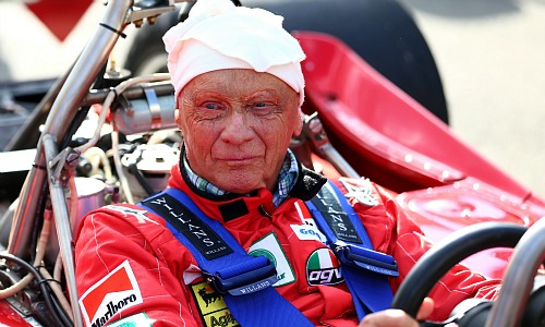 Niki Lauda How To Make Money And Hold Onto It