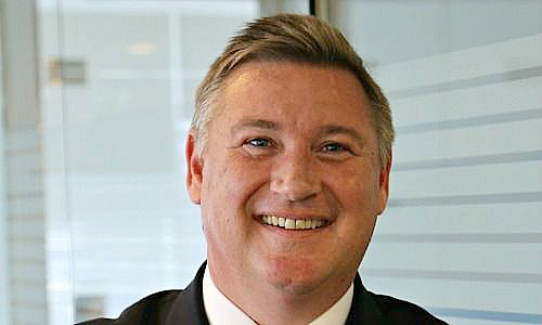 Change Of Leadership At Friends Provident